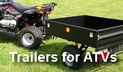 Trailers for ATV