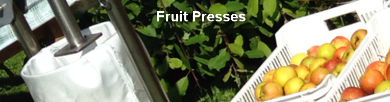 Fruit presses VARES - Hydraulic SST