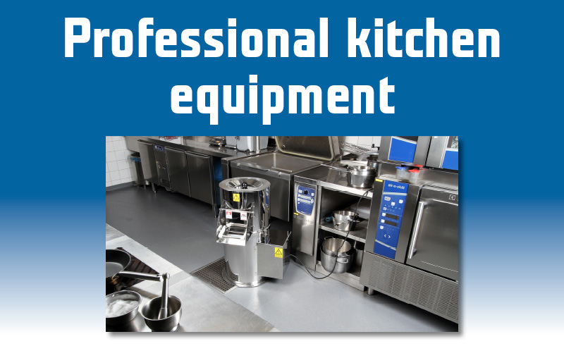 VARES Professional kitchen equipment