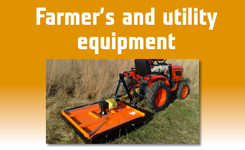 VARES farmer´s and municipal machines