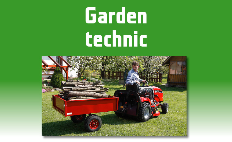 VARES Garden machinery
