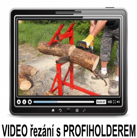 VIDEO - Vares timber holder saw horse