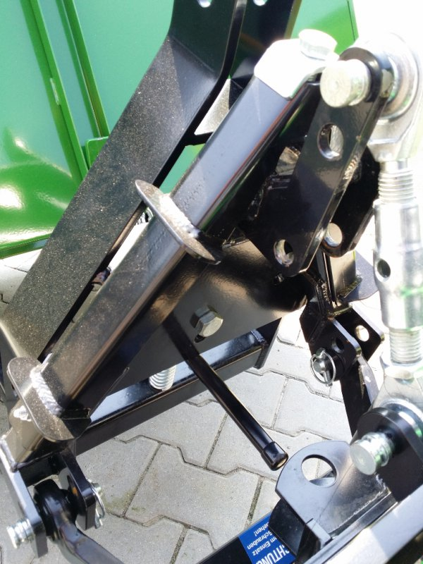 Detail připojení