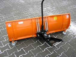 VARES SNOW PLOUGH ATV 1,40m COMFORT