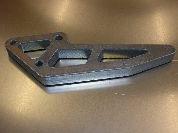 Žebro -  plech ocel síla 15 mm